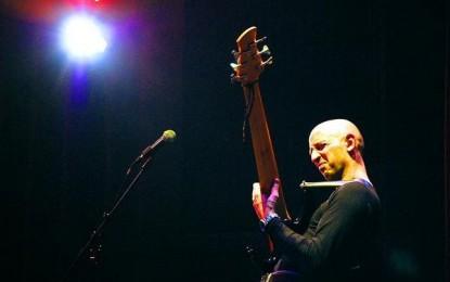 Gianni Serino, il bassista genovese di livello internazionale