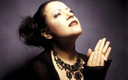 Antonella Ruggiero, una delle voci più belle della musica italiana