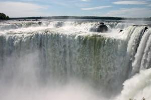 Cascata del diablo - Iguazu