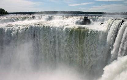 Brasile, Argentina: lo spettacolo delle cascate Iguazu