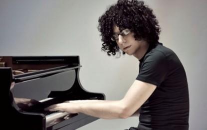 Giovanni Allevi, il pianista classico dall'animo rock