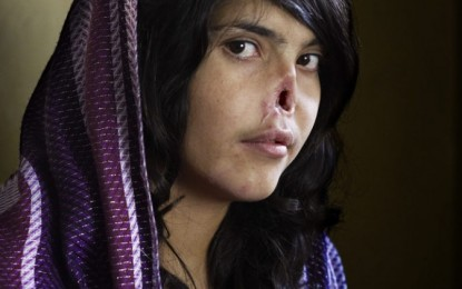 World Press Award: vince il ritratto dell'afghana Bibi Aisha