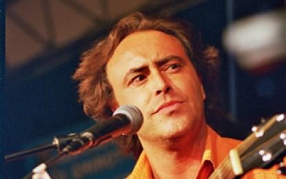 Incontro con Cristiano Angelini, cantautore