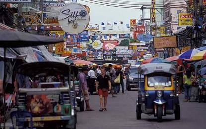 Bangkok: quattro giorni in Thailandia