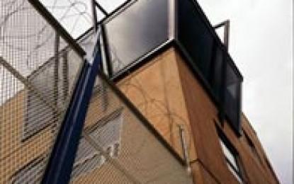 Carcere di Pontedecimo: il nuovo cortile per l'incontro fra detenuti e parenti