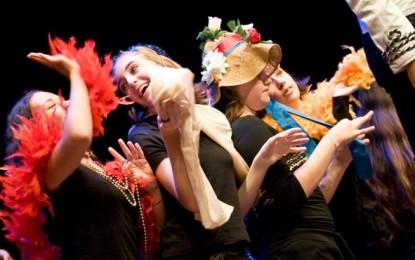 """Tegras 2011: il """"teatro educazione"""" nelle scuole genovesi"""