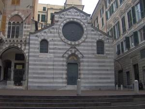 Piazza San Matteo, Genova