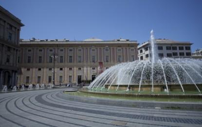 """Concorso fotografico """"Le fontane di Genova"""" da Liberodiscrivere"""