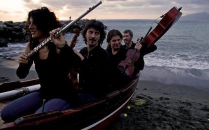 """""""Un respiro per la vita"""" Giulia Ottonello e Gnu Quartet in concerto"""