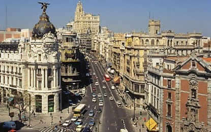 Madrid, dalla Gran Via al quartiere letterario