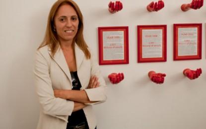 Maria Rebecca Ballestra, l'artista ligure racconta le sue opere
