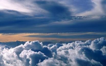 Come si forma una nuvola, visita al centro meteorologico Arpal