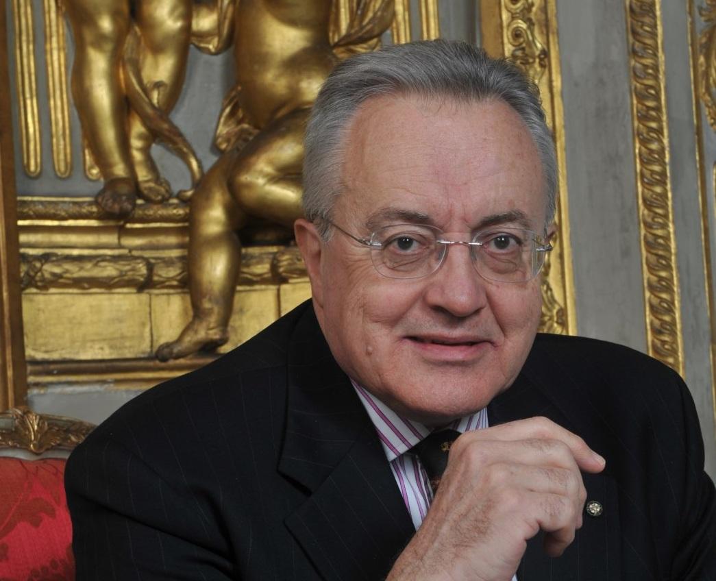Paolo odone intervista al presidente della camera di for Presidente della camera attuale