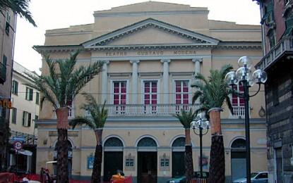 Sampierdarena: manifestazione in difesa del teatro Modena