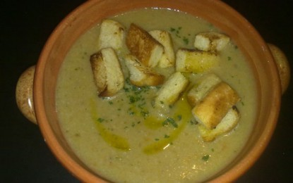 Zuppa di castagne e funghi, ecco come prepararla