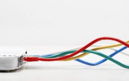 Rete Internet, l'Italia non investe nello sviluppo della banda larga