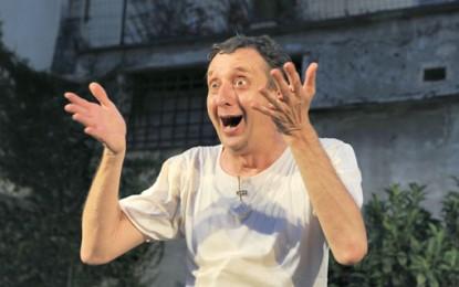 Mauro Pirovano, il comico genovese dei Broncovitz