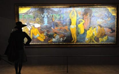 Van Gogh e il viaggio di Gauguin a Palazzo Ducale