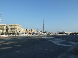 Piazzale Kennedy Genova