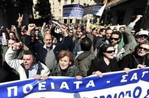 Crisi in Grecia