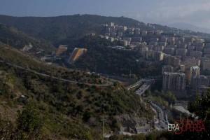 Panoramica di Lagaccio e Oregina