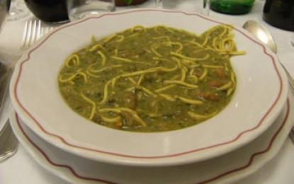 Minestrone alla genovese, gli ingredienti e la ricetta