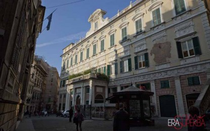 Palazzo della Meridiana: visite guidate domenica 6 maggio