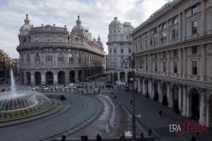 Piazza de Ferrari Palazzo della Regione