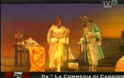Retroscena, il programma televisivo che racconta il teatro