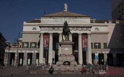 Teatro Carlo Felice, prove aperte al pubblico dopo l'alluvione