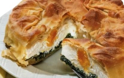 Torta di Carciofi: ingredienti della ricetta genovese