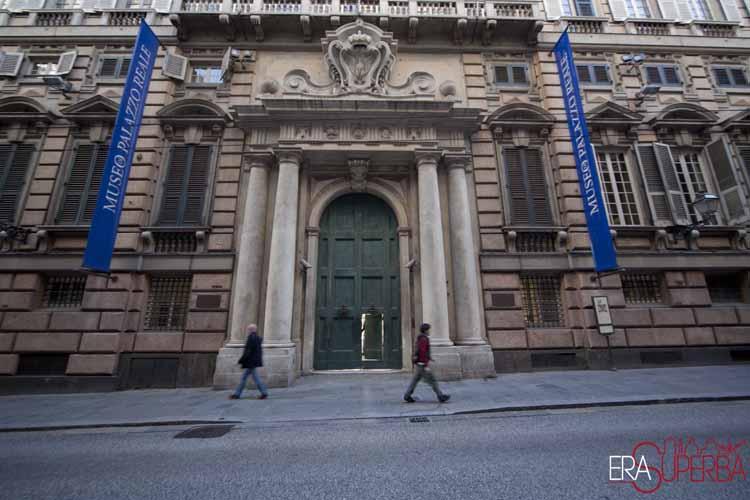 Storia di genova i palazzi dei rolli patrimonio dell for Palazzi di una storia