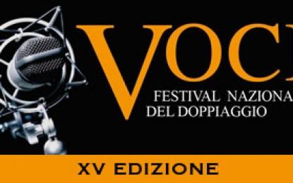 Voci, il Festival Nazionale del Doppiaggio sbarca a Genova