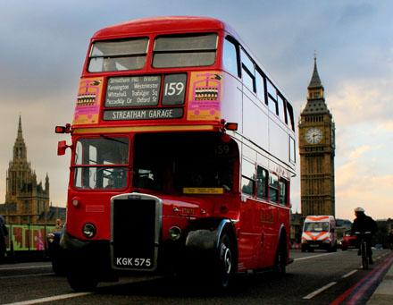 Londra gli storici bus a due piani non sono pi in for Piani storici meridionali
