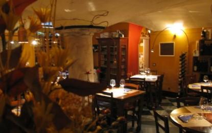 Il menù di capodanno del ristorante Cantine Squarciafico