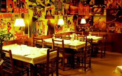 Capodanno 2012 al ristorante El Gaucho di Priaruggia
