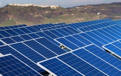 Porto: terminati i lavori per l'impianto fotovoltaico nel cantiere San Giorgio