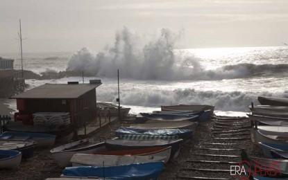 Aprile va via col vento, registrate raffiche record in Liguria