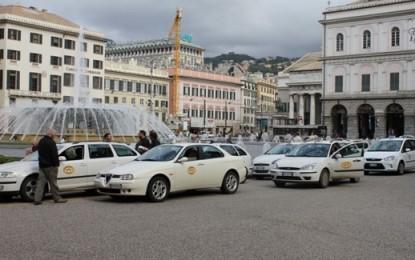 Taxi: concorso fotografico a cura della Cooperativa Radio Taxi Genova