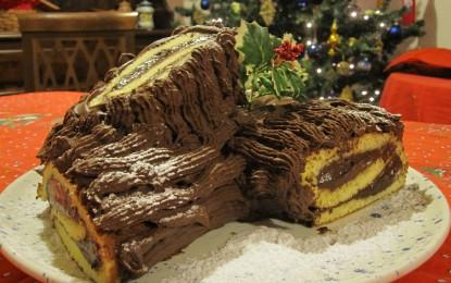 Tronchetto di Natale, la ricetta del dolce tipicamente natalizio