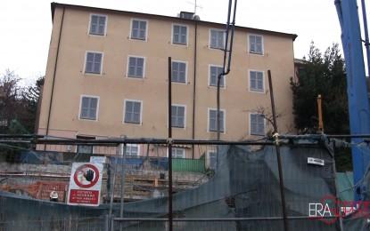 Via Bocciardo: le famiglie sfollate a dicembre sono ancora fuori casa