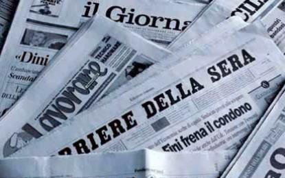 """Stop ai giornali di carta: nel 2014 addio al """"Corriere della Sera"""""""