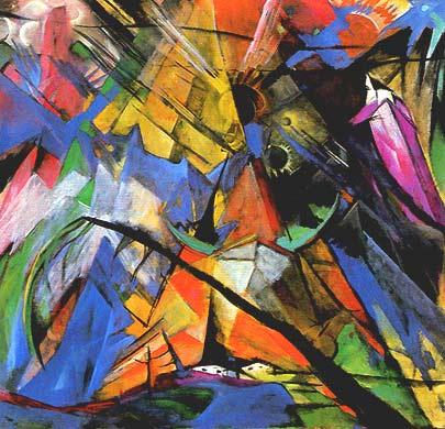 arte moderna e arte contemporanea