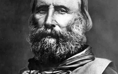 "Giuseppe Garibaldi e le tre ""besagnine"" genovesi"