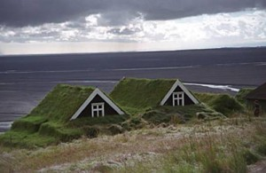 Islanda, abitazioni