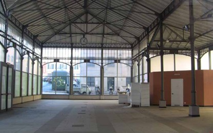 Mercato del Carmine: via ai lavori di allestimento, apertura in autunno