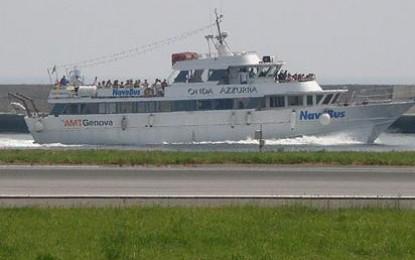 Navebus Pegli – Porto Antico: orari e corse del 2012