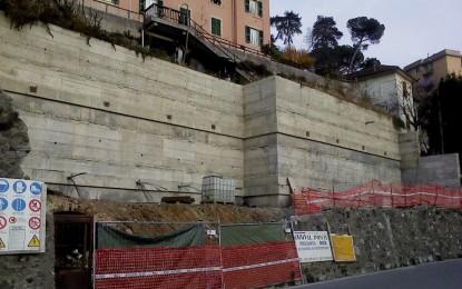 Valpolcevera: i parcheggi invadono via Campomorone