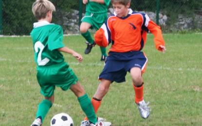 Scuola calcio popolare per i bambini del centro storico
