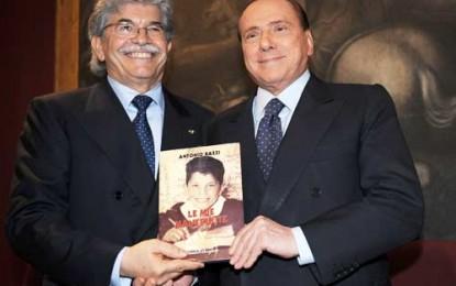 """La faccia tosta di Antonio Razzi: """"Le mie Mani Pulite"""""""